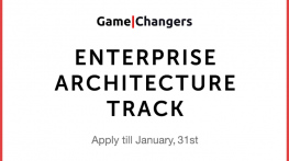 GameChangers Enterprise Architecture Track