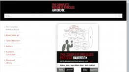 The Complete Business Process Handbook - on the web